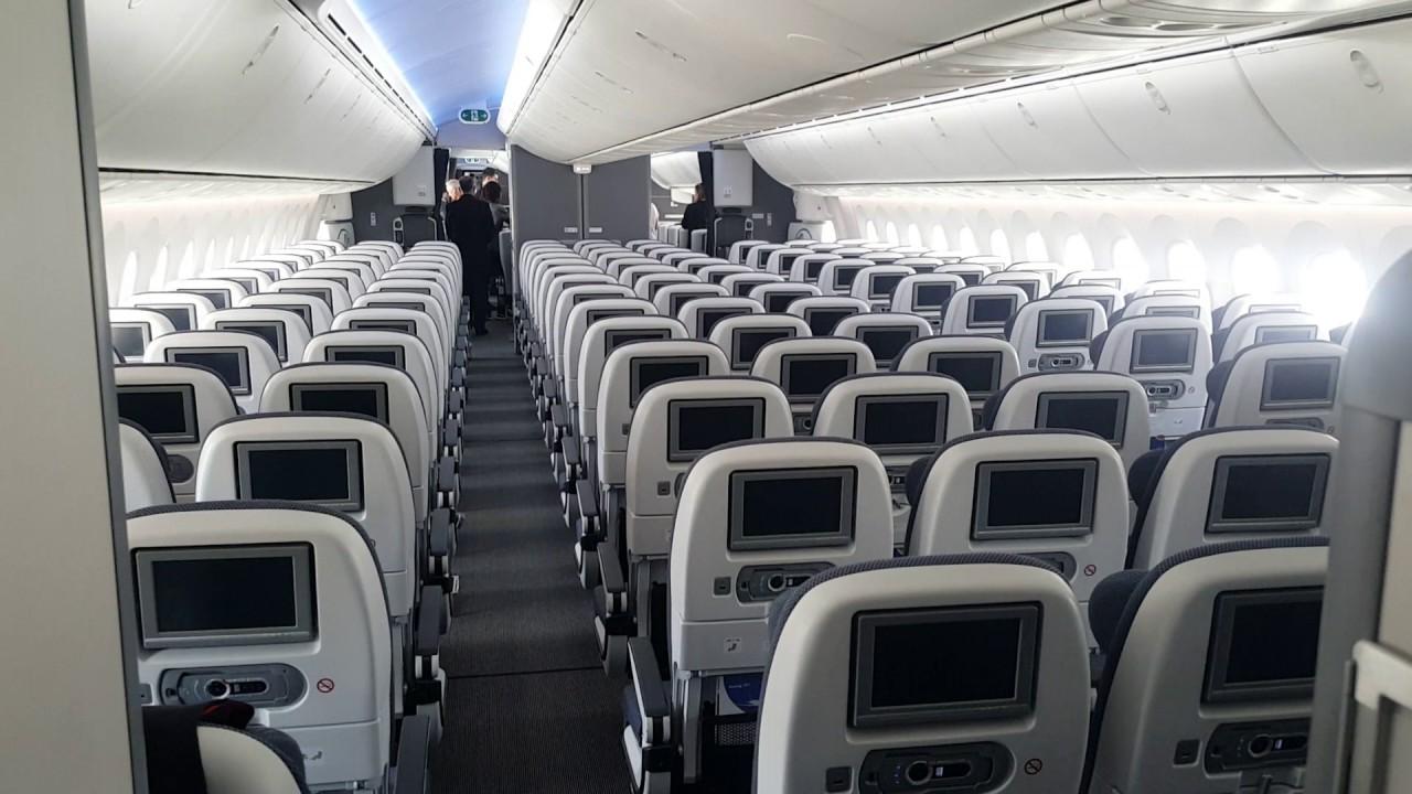 On Board British Airways Boeing 787 9 Dreamliner Youtube