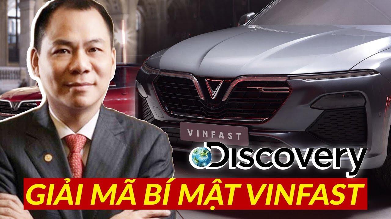 Kênh Discovery tung phóng sự giải mã VinFast: Hàng loạt BÍ MẬT lần đầu được công bố!