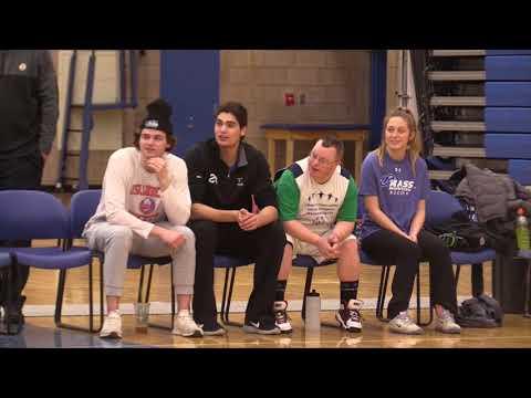 2018 UMass Boston Athletics Special Olympics Highlights (2/11/18)