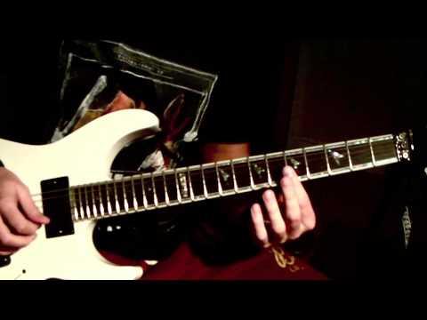 MetallicA - I Disappear Guitar Cover HD**