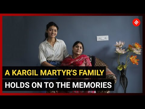 20 Years after Kargil: A martyr's family holds on to the memories