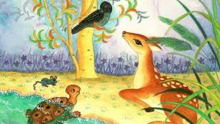 """Vier Freunde : Lerne Deutsch mit Untertiteln - Story für Kinder """"BookBox.com"""""""