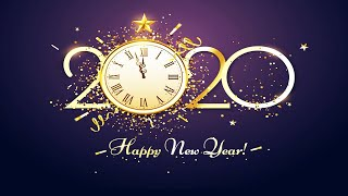Happy New Year 2020 Countdown Happy New Year 2020 WhatsApp Status New Year 2020