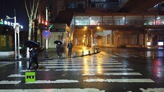 China bloquea varias ciudades para frenar el brote del coronavirus