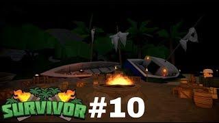 """ROBLOX Survivor #10: THE """"ALLIANCE"""""""