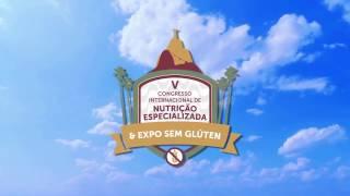 V COINE - Congresso Internacional de Nutrição Especializada e Expo Sem Glúten.