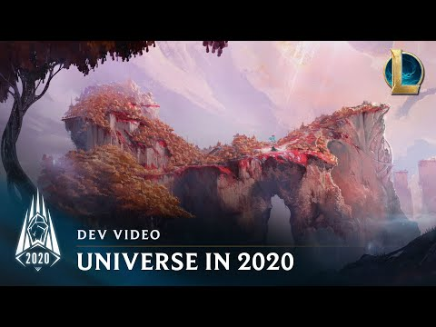 Universe in 2020