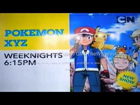 Cartoon Network Philippines Promo - Pokémon the series XYZ