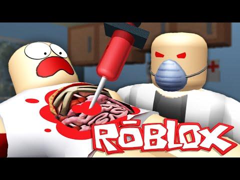 EVIL HOSPITAL IN ROBLOX