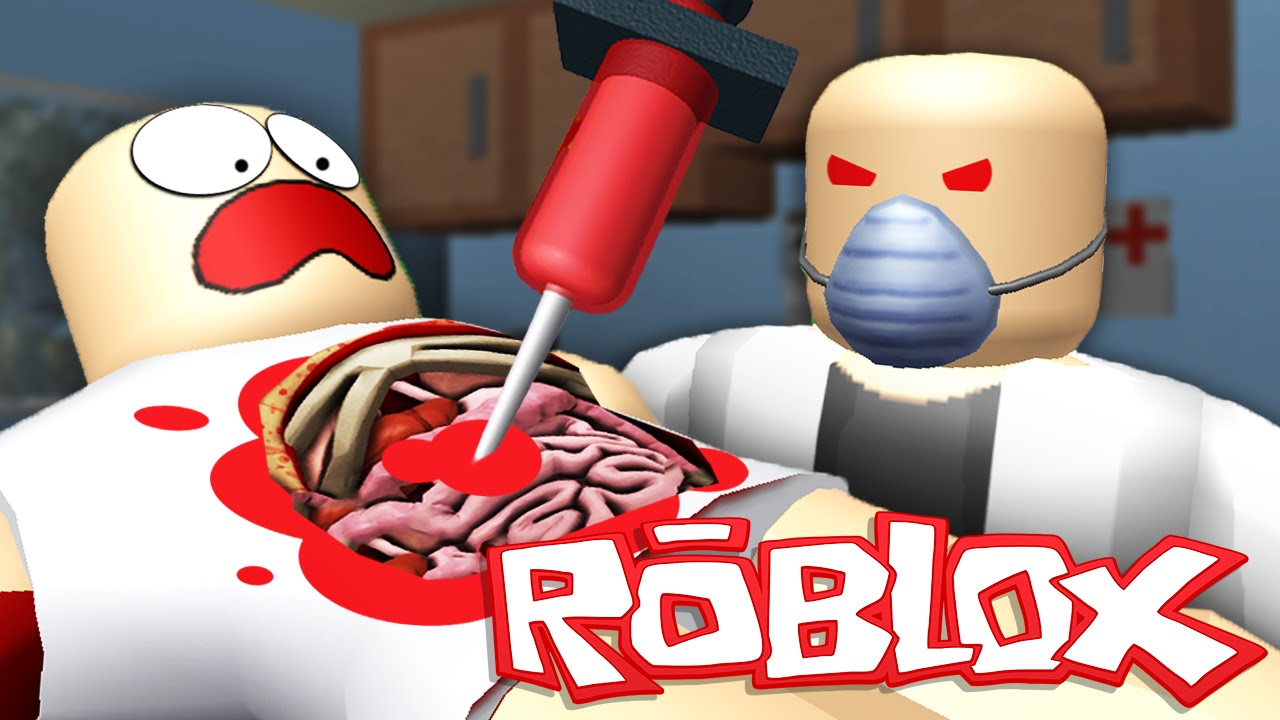 Evil Hospital In Roblox Youtube - roblox escape the evil hospital obby let s play with benblox