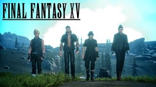 Final Fantasy 15 DEMO - Bahasa Indonesia (1) Boyband Lelaki! Fufufu :3