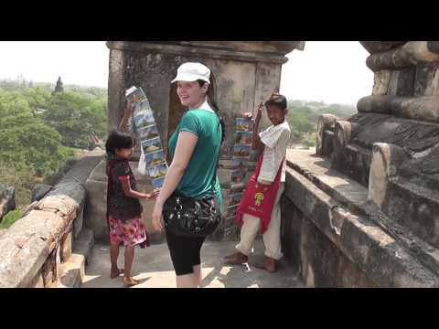 My trip to Myanmar Part 3 ( Bagan )