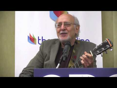 Mentoring The Next Generation In Fact-Based News (Peter Yarrow)