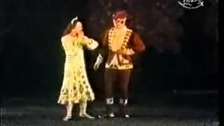 Ronde des princesses. firebird, Stravinsky. Fokine.