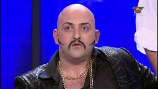 Portokalli, 18 Mars 2012 - Burgu dhe kamarieri (Jashte eshte me keq se ne burg!)