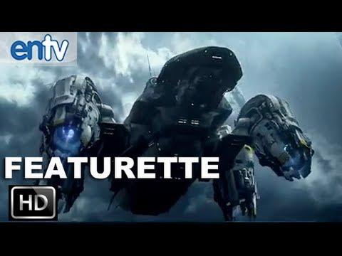 Prometheus Official Featurette: Damon Lindelof, Ridley Scott Tour Of Prometheus Spaceship