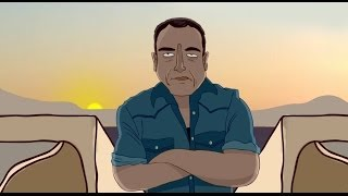 Repeat youtube video Jean-Claude Van Damme Epic Split Parody - Hippo & Croc