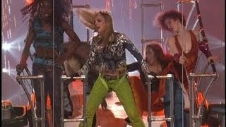 Britney Spears -I love rock and roll ( live From Las Vegas)