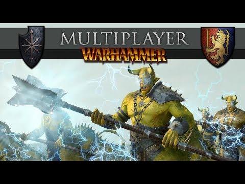 The Summoners of Rage Total War: Warhammer 2 Online Battle #296