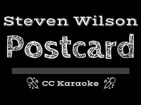 Steven Wilson   Postcard CC Karaoke Instrumental