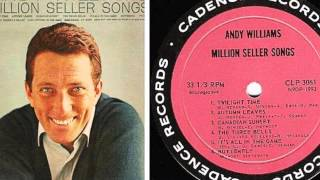 Andy Williams Original Album Collection   If Ever I Would Leave You