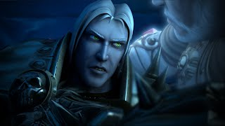 Fall of the Lich King Ending Remastered (World of Warcraft Cinematic)