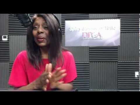 Diana's SPICY BUSINESS TALK Radio with - Cedrick Harris