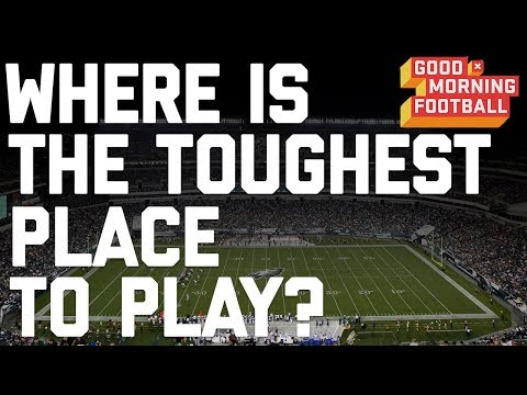 Where is the Toughest Place to Play a Road Game Right Now? | Good Morning Football | NFL Network