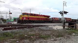 [HD] 14 Hours Railfanning On The Florida East Coast Railway