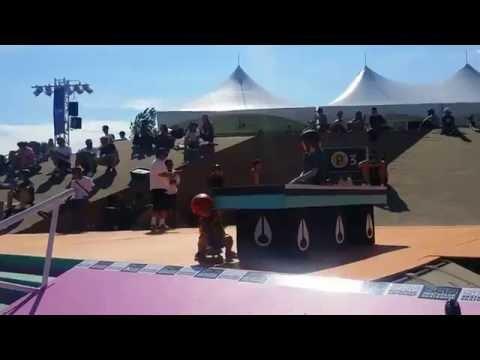 Cayde Mckinstray Age 10. 2016 Jackalope Action Sports Festival