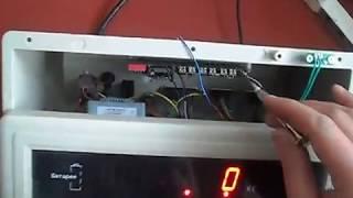 видео электронные автомобильные весы