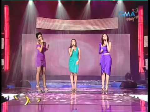 Aicelle Santos - Kahit Kailan and La Diva - Ikaw Lang Ang Mamahalin
