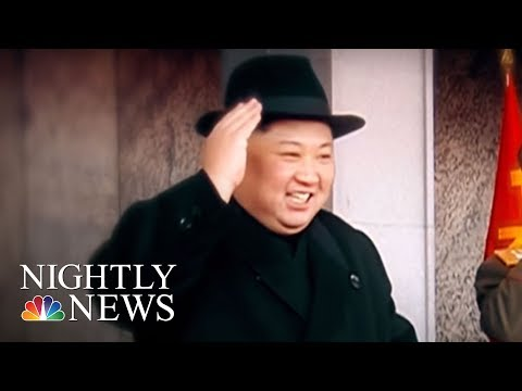 New US Stealth Fighter Jets Offer A Message To North Korea And China | NBC Nightly News