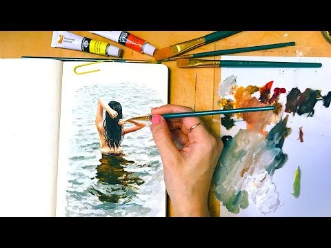 How I make money as an artist | Sketchbook Sunday #50