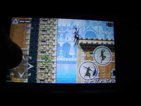 Assassin's creed2 (Samsung Wave 723)
