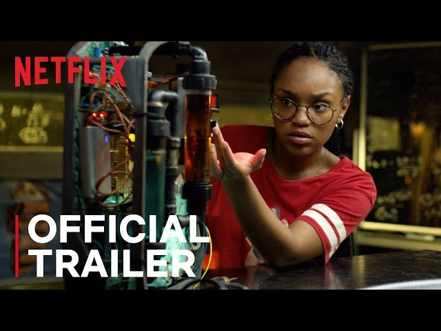 See You Yesterday | Official Trailer | Netflix