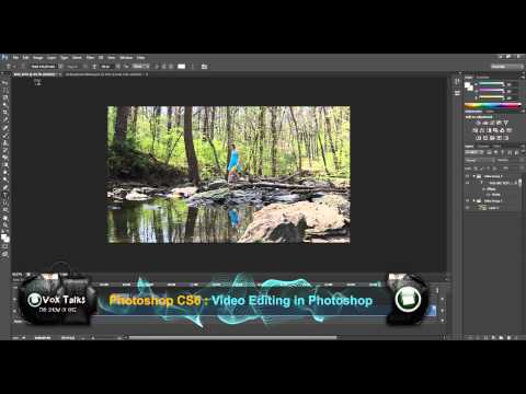 Video Editing With Photoshop CS6