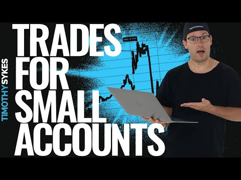 The Best Penny Stock Trades For Small Accounts?
