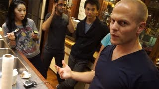 TIM FERRISS & SEXY TIME... STEAK!