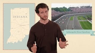 Video Indiana - 50 States - US Geography download MP3, 3GP, MP4, WEBM, AVI, FLV Oktober 2018