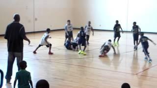 3rd Grade Atlanta Nets vs City of Gold