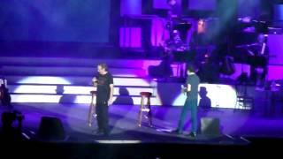 CONTIGO - SABINA Y SERRAT - Luna Park 17/03/2012 ARGENTINA