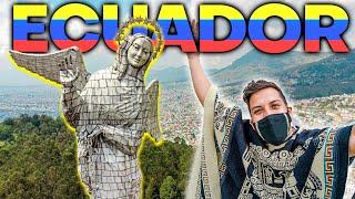 🔥 7 COSAS que debes hacer en QUITO, Ecuador! 🇪🇨 | Alex Tienda ✈️