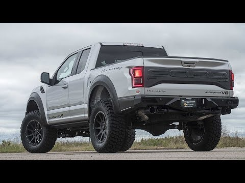 2018 Ford Raptor 758HP V8 Is Hennessey VelociRaptor V8
