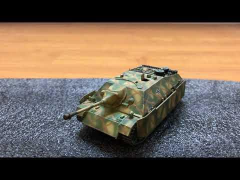 Dragon Armor 1:72 Jagdpanzer IV L/48 Early Production, Tank Destroyer