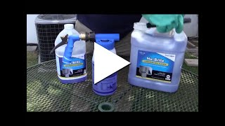 2019 Nu-Calgon Nu-Brite Best Practices in Coil Cleaning