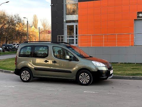 Peugeot Partner, 2013, 1.6 MT (90 л.с.) Экпресс обзор от Сергея Бабинова, Автосалон  Boston