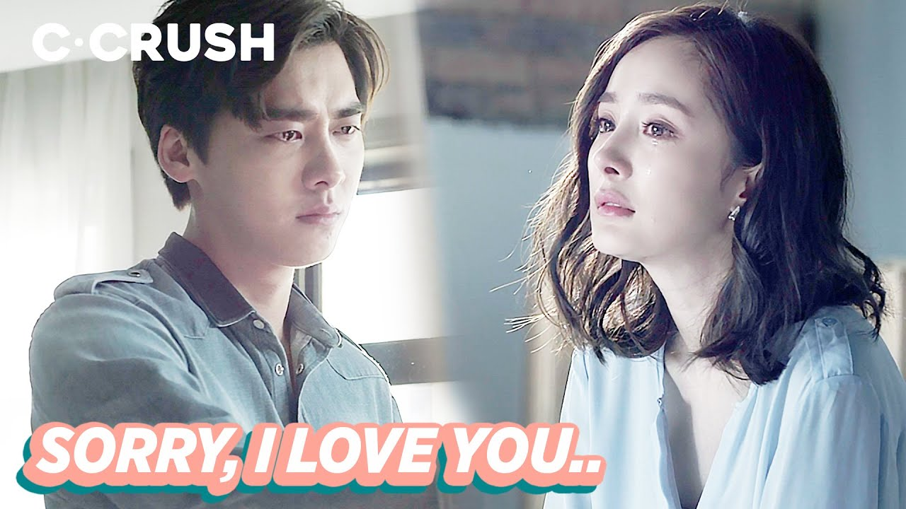 Breaking Up With My Famous Celebrity Boyfriend To Protect Him | 对不起,我爱你 | Fall In Love Like A Star