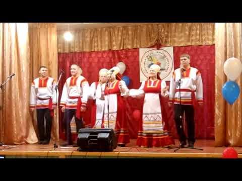 Мордовский семейный ансамбль