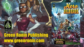 Game Geeks #280 Hero High for Mutants and Masterminds by Green Ronin